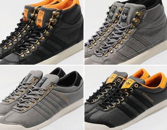 adidas Originals 2011 Winter Pack – Size? Exclusives