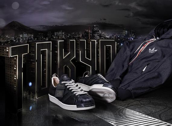 adidas Originals Superstar Made for Tokyo