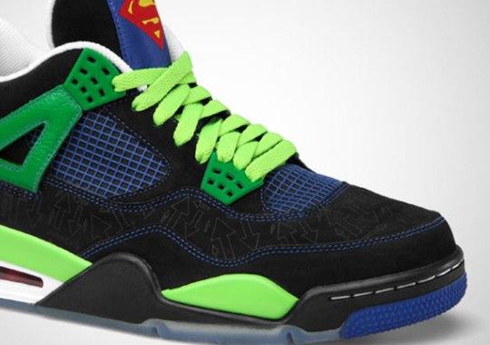 Air Jordan 4 DB – Official Images