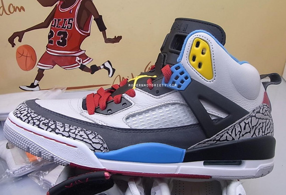 new styles 5fced e602f Advertisement. The Air Jordan Spiz ike ...