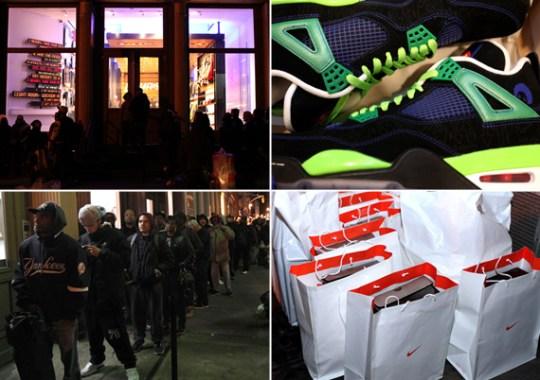 Nike x Doernbecher Freestyle 2011 – 21 Mercer Release Recap