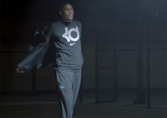 Basketball Never Stops: Kevin Durant 'Paint The Town'