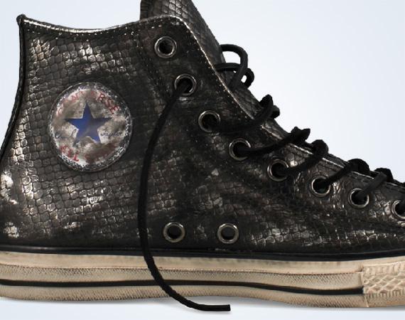 John Varvatos X Converse Chuck Taylor All Star Snakeskin