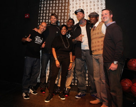 Converse Basketball – DEFCON + Pro Leather 2K11 Launch Event