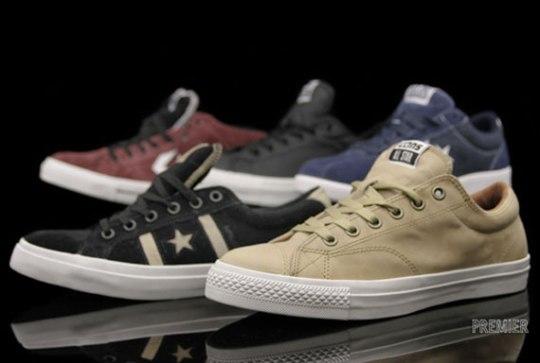 Converse Skateboarding – November 2011 Releases
