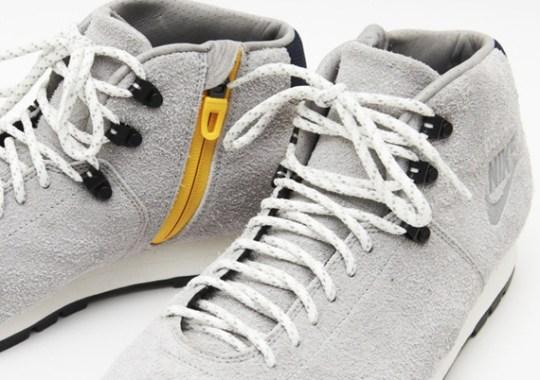 fragment design x Nike Air Magma Zip – New Images