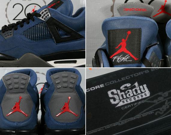 Eminem x Air Jordan IV 'Encore