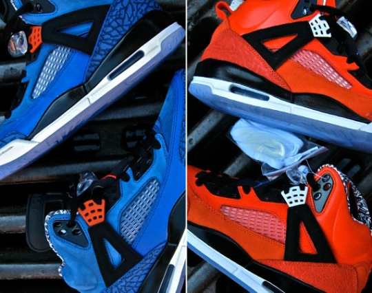 Jordan Spiz'ike – Blue + Orange | Release Reminder