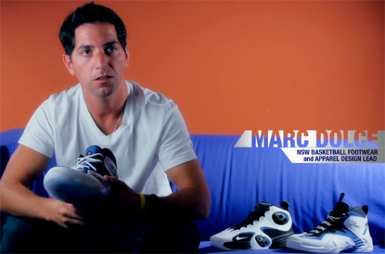 Designer Marc Dolce Discusses The Nike Zoom Rookie LWP