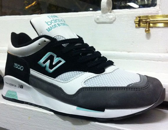 New Balance 1500 - Black - Grey - White - Mint - SneakerNews.com 0e18d17fe