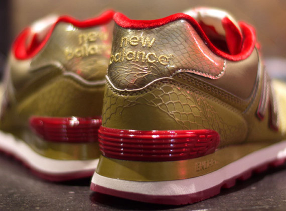 new balance 574 year of the dragon for sale