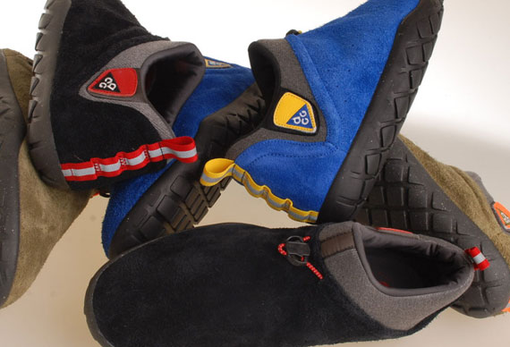 sports shoes 9afad 15888 Nike ACG Air Moc 1 5 Holiday 2011 Colorways high-quality