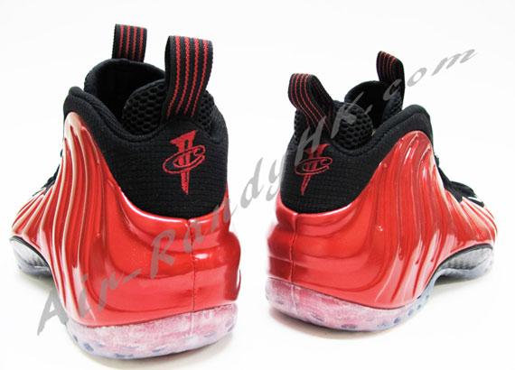 8d8fc94e89f43 Nike Air Foamposite One - Metallic Red