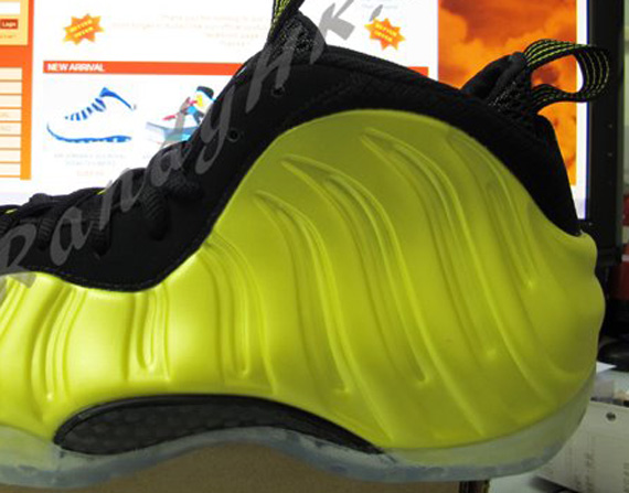 Nike Air Foamposite One 'Golden State'