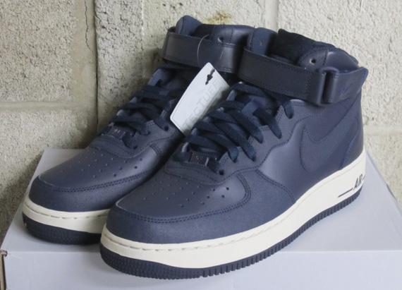 Nike Air Force 1 Tectuff Azul Marino