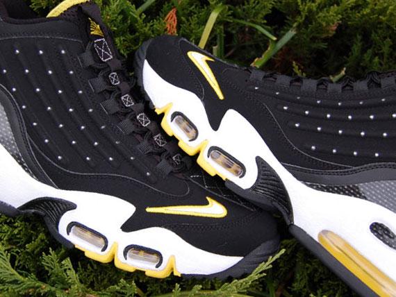 Nike Max Griffey Black Tour White Ii Yellow Air Anthracite qrEUw1qx