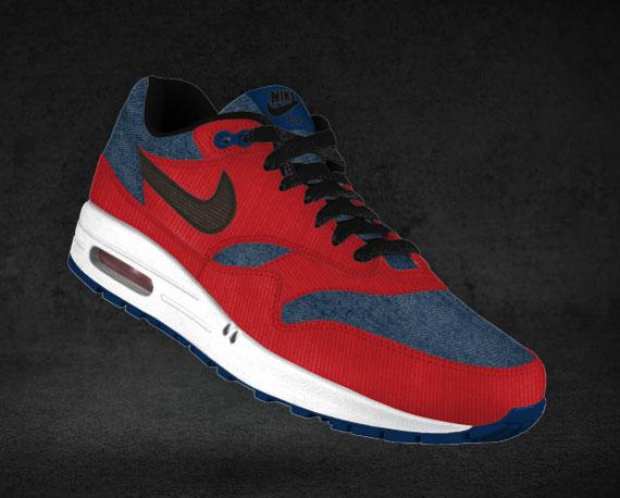 Nike Air Max 1 iD - Corduroy Material - SneakerNews.com