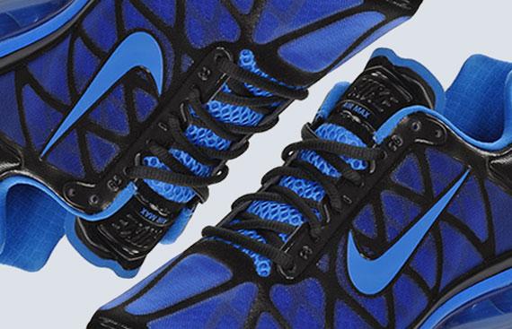 Nike Air Max 2011 - Black - Treasure Blue - SneakerNews.com