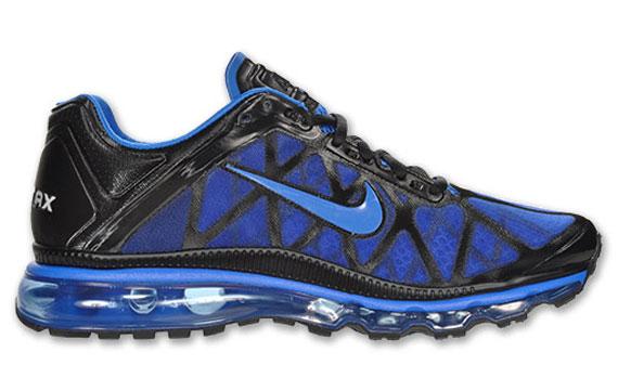 2011 Nike Air Max Blue