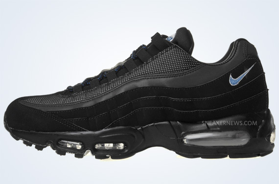 70%OFF Nike Air Max 95 Black Blue Crystal - ramseyequipment.com 5e75fa455f1e