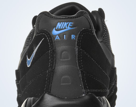 Nike Air Max 95 - Black - Blue Crystal - SneakerNews.com 05ded12c4