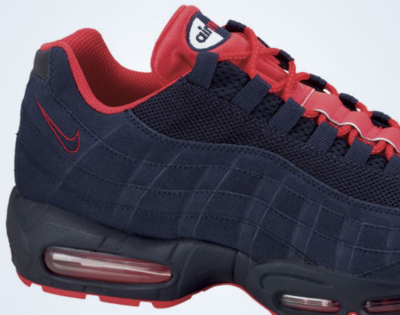 Air Max 95 Blue Black