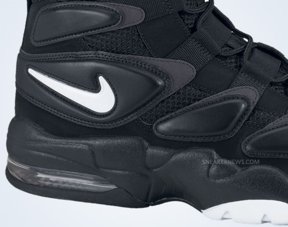 finest selection 37200 70d51 The Nike Air Max Uptempo 2 ...