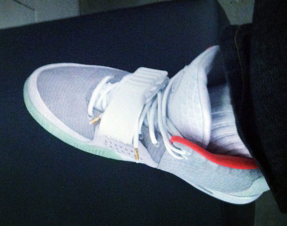 Nike Air Yeezy 2 - Zen Grey - Red - SneakerNews.com dd056a1bcc
