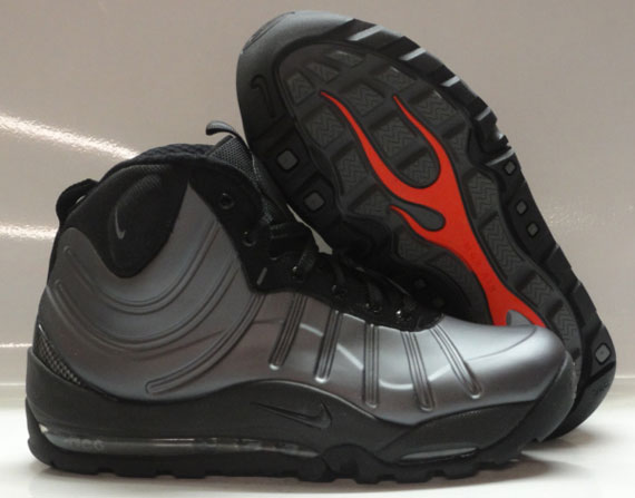 separation shoes 64516 6ee84 ... Nike ACG Air Max Posite Bakin Boot – Dark Metallic Grey Available ...