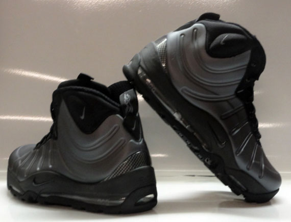 Nike Acg Air Max Posite Bakin Boot Dark Metallic Grey Available