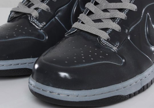 half off 31c6c 7b9c8 Nike Dunk High VT Premium – Medium Grey