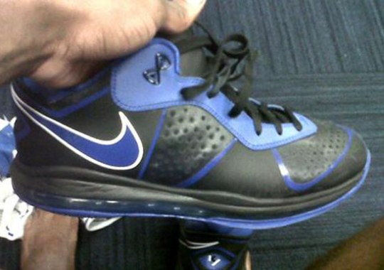 Nike LeBron 8 V2 Low – Duke PE