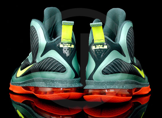 big sale 8ff69 37f61 ... Nike LeBron 9 Cannon – New Detailed Images ...