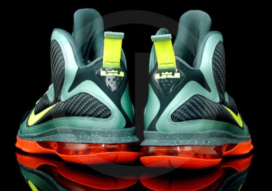 Nike LeBron 9 'Cannon' – New Detailed Images