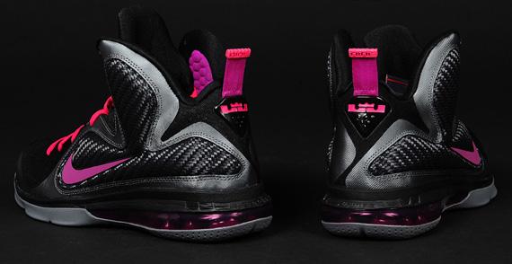 Buy Online Nike Lebron 9 Miami Night Custom