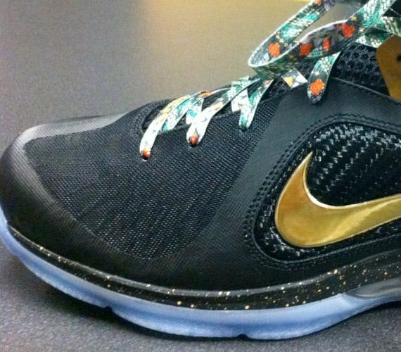 "Nike LeBron 9 ""Watch The Throne"" - SneakerNews.com"