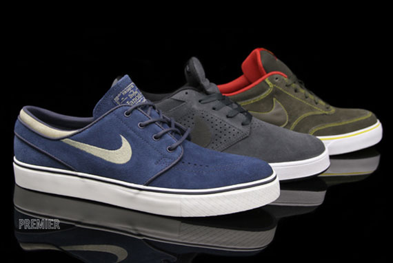 reputable site 1f08a 10ae8 Nike SB December 2011 Releases – Available