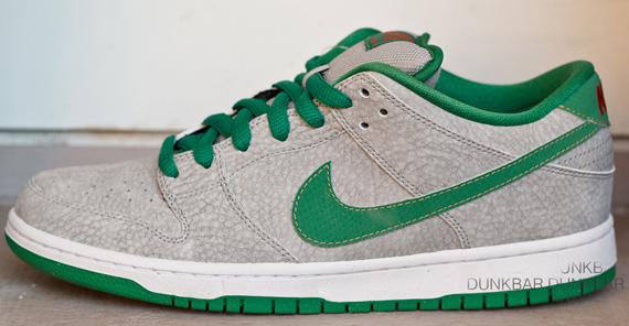 Nike SB Dunk Low Matte Silver Green Summer 2012 80%OFF - s132716079 ... 2cbd822e0