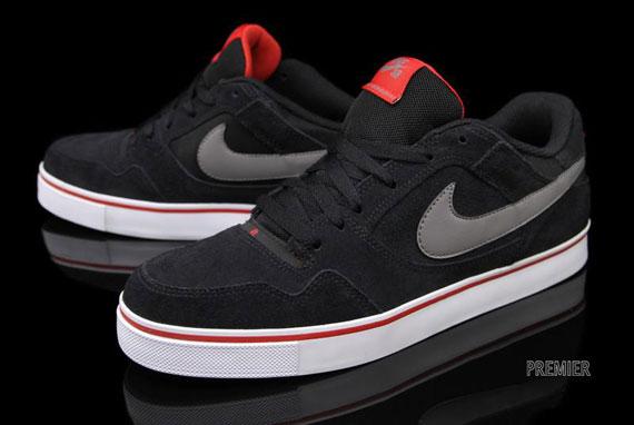 reputable site 7464a 753b4 Nike SB P-Rod 2.5 - Black - Sport Red - SneakerNews.com