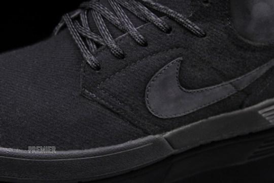 Nike SB P-Rod V Mid Premium 'Blackout' | Available