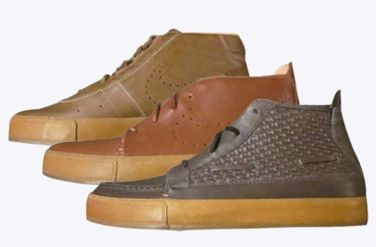 Nike Sportswear 'Gum Leather Sole' Pack QS