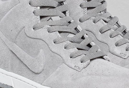 Nike WMNS Dunk High Skinny VT Premium – Medium Grey