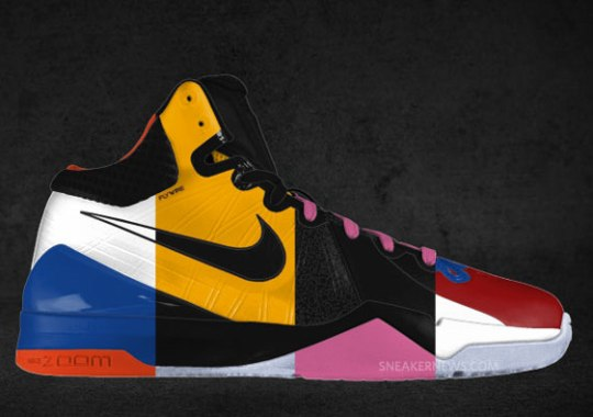 d0f2deb2a889 Nike Zoom Brave V iD - SneakerNews.com