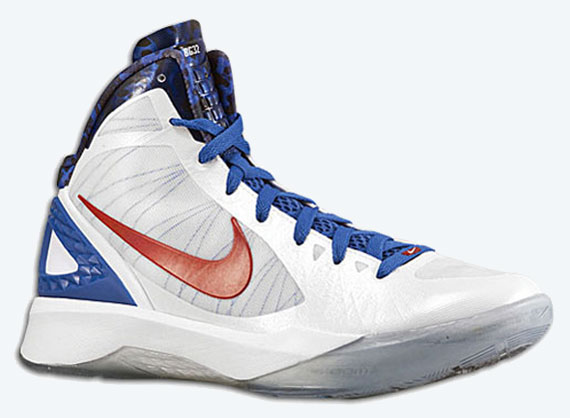 new styles 7a962 9728b Nike Zoom Hyperdunk 2011 – Blake Griffin Home PE