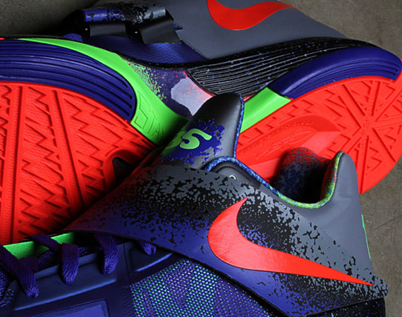 newest collection 3921c 8bfeb 85%OFF Nike Zoom KD IV Nerf New Images