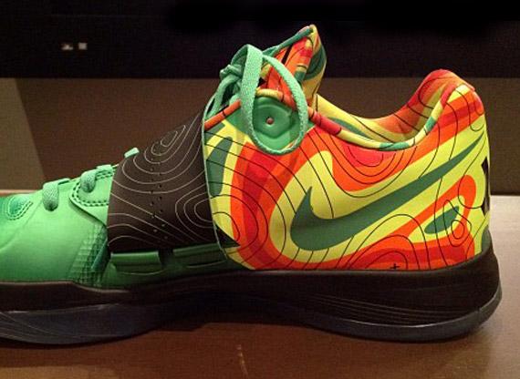 0e7baae1a5aa Nike Zoom KD IV  Weatherman  - New Images - SneakerNews.com