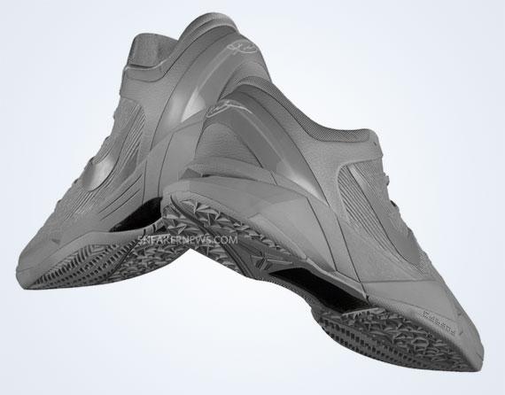 Nike Zoom Kobe VII iD Templates