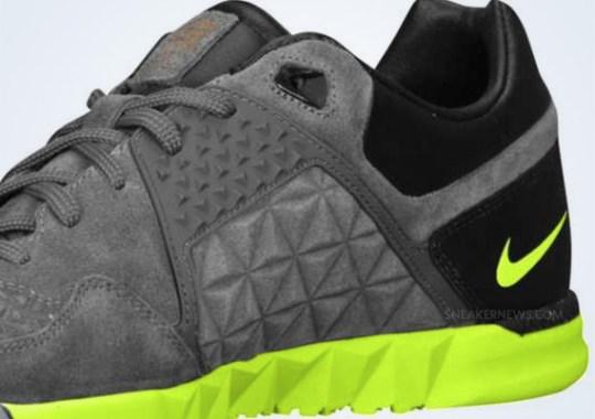 Nike5 Street Gato – Dark Grey – Volt – Black – Stealth