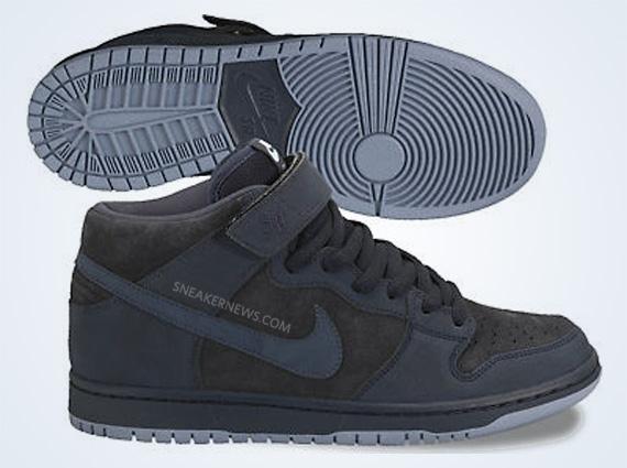 f618ddedc5fd Nike SB Dunk Mid - Summer 2012 Preview - SneakerNews.com