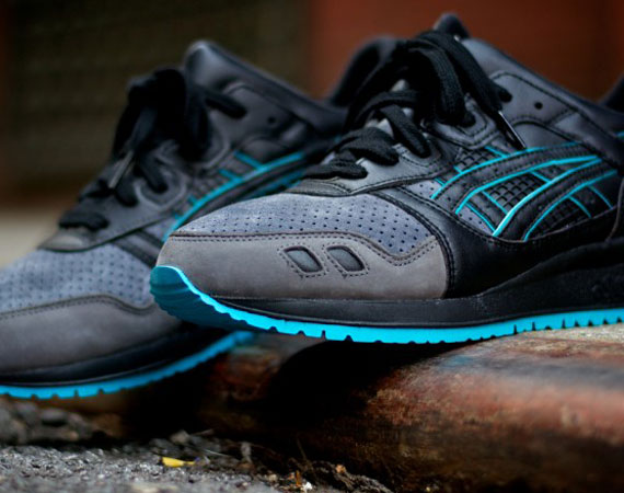 competitive price 855e5 e20bc Ronnie Fieg x Asics Gel Lyte III 'Leatherbacks' - Detailed ...